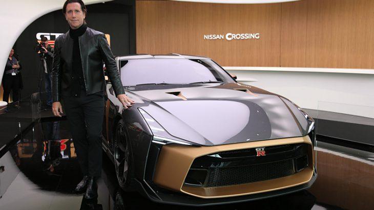 【日産】1億円越え「Nissan GT-R50 by Italdesign」を公開 720馬力