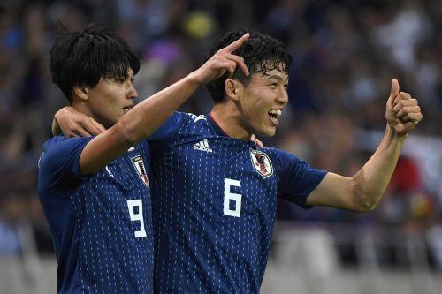【サッカー】≪日本vsウルグアイ≫は日本が4−3で勝利! 前半に南野・大迫が後半に堂安・南野がゴール!★4