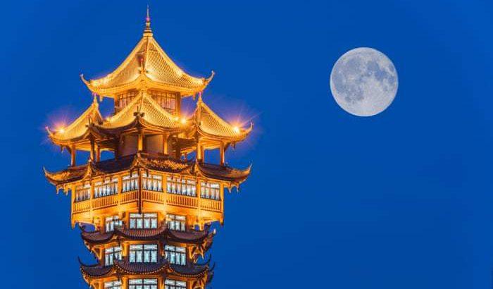【中国】2020年に街灯の代わりとなる「人工月」を打ち上げると発表 明るさは本物の月の「8倍」、直径10-80Kmのエリアを照射★3