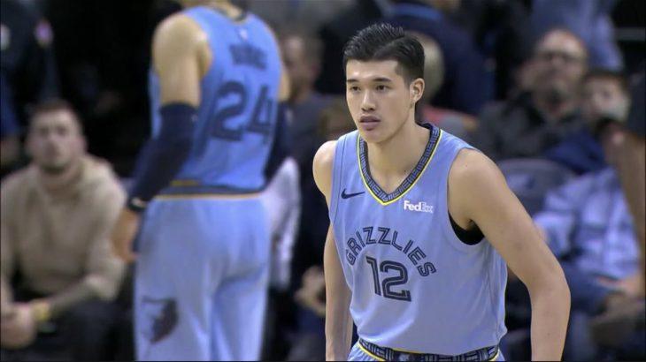 【バスケ】渡邊雄太、ついにNBAデビュー!NBA初得点! 史上2人目の日本人NBA選手が誕生 身長206センチ ★2
