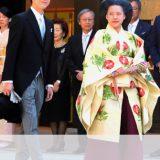 【皇室】絢子さま、明治神宮で結婚式 守谷さんに出迎えられて 記者会見予定 ※画像