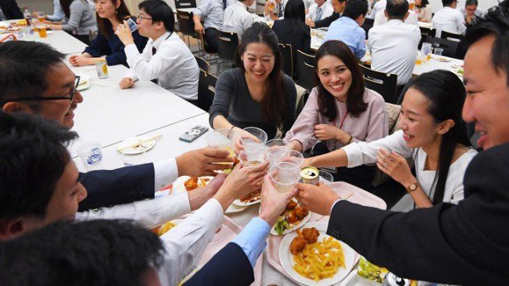 【企業】「カンパーイ」 飲みニケーション再評価の動き、奨励する企業も