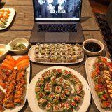 【海外芸能】米俳優ドウェイン・ジョンソンが寿司100貫爆食い