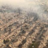 【米国】カリフォルニア山火事、74人死亡 不明者1000人以上