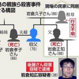 【速報】【速報】宮崎県高千穂町の住宅で男女6人の遺体 殺人容疑で捜査(男性3人女性3人 子ども1人含む)★2