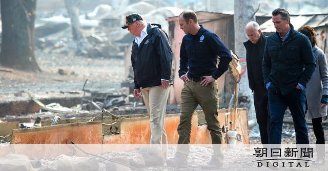 【米国】カリフォルニア山火事、79人死亡 行方不明1276人★3