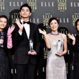 【芸能】Koki,がELLE映画賞受賞 映画未出演者で初「ライジングスター賞」★4