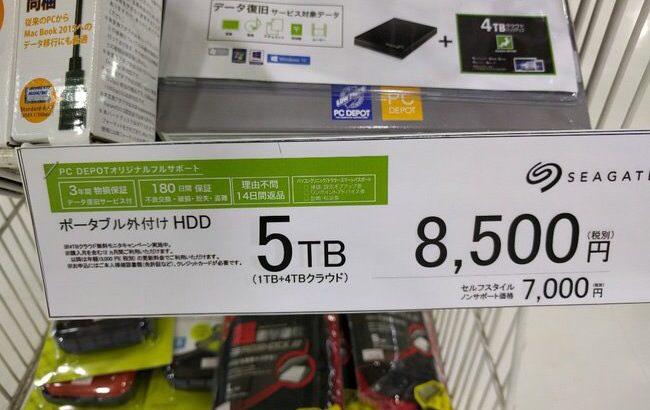 【記録媒体】SDカード、容量偽装横行か 「128GB」実は3GB