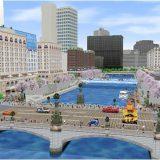 【東京】日本橋が水都に大変身 首都高の地下化で「東洋のベニス」ふたたび ※イメージ図