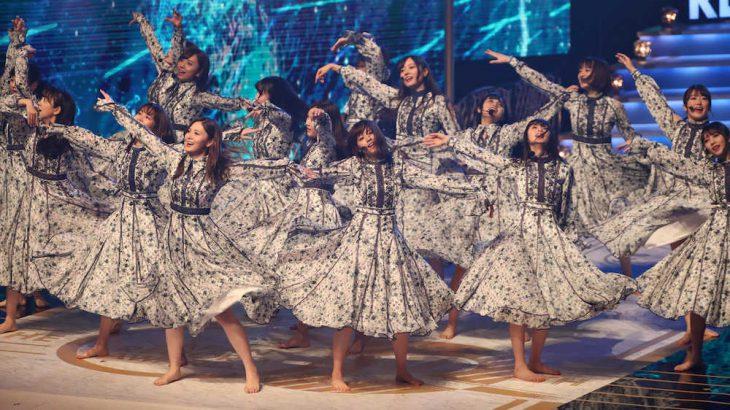【音楽】2018年 第60回日本レコード大賞、乃木坂46「シンクロニシティ」女性グループ連覇はAKBに続き史上2組目★8