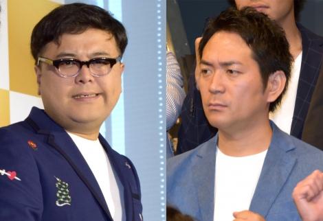 【M-1】とろサーモン久保田&スーマラ武智、上沼恵美子に謝罪「失礼極まりない言動をしてしまい申し訳ございませんでした」★24