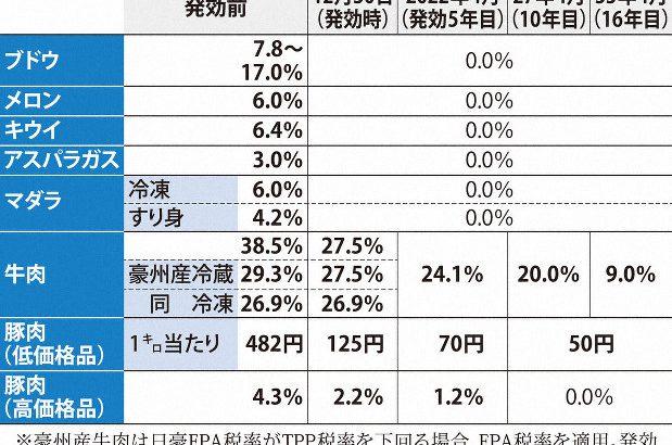 【経済】日本などTPP発効 5億人経済圏誕生