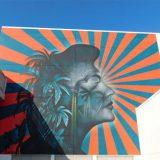 【米国】旭日旗を想起するとして韓国系団体から批判を受けていた壁画消去の決定が保留に「太陽の光線は世界共通のシンボル」