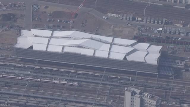 【てつどう】JR山手線の品川駅と田町駅の間に建設中の新しい駅の名は「高輪ゲートウェイ駅」に決定★3
