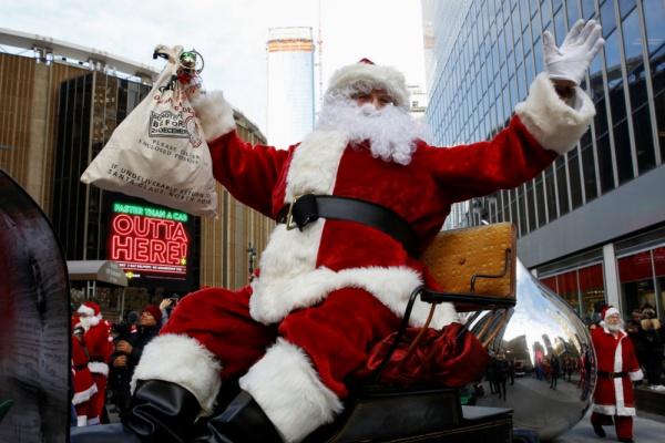 【米国】教会で「サンタなんていないんだよ!」と叫んだ男、逮捕