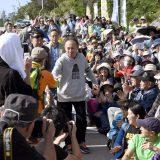 【沖縄】移設阻止「勝つことは難しいかもしれないが、絶対に諦めない」 玉城デニー知事が辺野古デモに参加