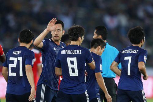 【サッカー】≪ 日本 1-0 オマーン≫原口のゴールで日本2戦連勝!決勝トーナメント進出を決める アジアカップGS★4