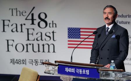 【米韓】韓国国防相、米大使と「威嚇飛行」意見交換か ★2