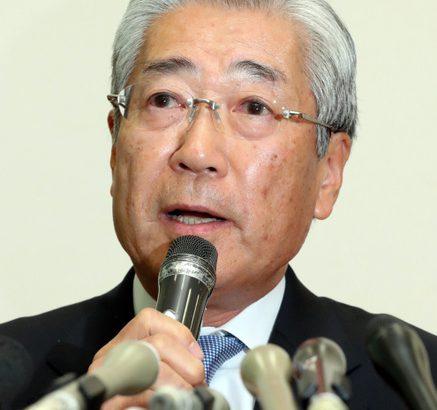 【東京五輪汚職疑惑】JOC竹田会長、7分で会見打ち切り 質問受け付けず 「潔白を証明したい」