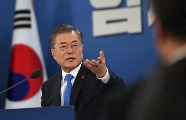 【大統領会見】「韓国にも三権分立がある」 元徴用工訴訟問題で文大統領 ★4