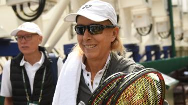 【テニス/LGBT】ナヴラチロワ氏「女性になった男性は大会に出場し賞金を稼ぎまくる。これは狂ってるし不正行為だ」→除名処分に★3