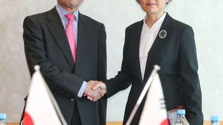 【天皇謝罪発言】河野外相が「抗議した」という日本側の発表を、韓国政府は「事実でない。言及はなかった」と否定★2