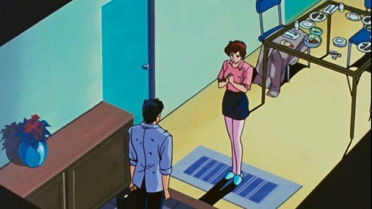 【画像】 シティーハンターの部屋の間取りが変だと話題にwww