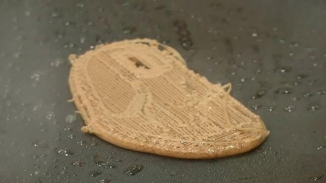 【菜食主義】3Dプリンターでステーキ作成 豆や海藻などが原料 ビーガン向け